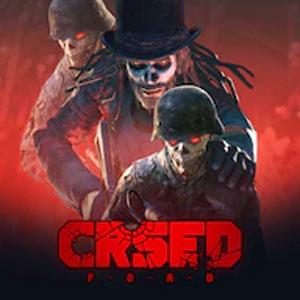 CRSED F.O.A.D. Metal Zombie Bundle