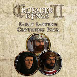 Crusader Kings 2 Early Eastern Clothing Pack