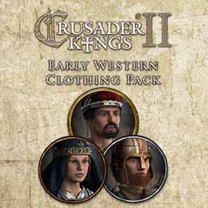 Crusader Kings 2 Early Western Clothing Pack