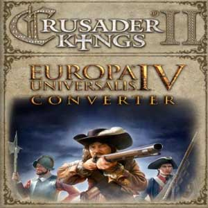 Crusader Kings 2 Europa Universalis 4 Converter Digital Download Price Comparison