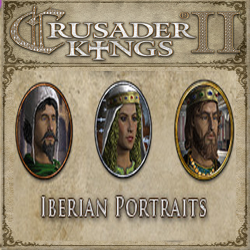 Crusader Kings 2 Iberian Portraits Digital Download Price Comparison