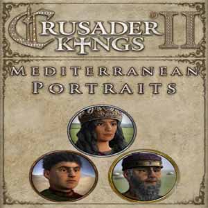 Crusader Kings 2 Mediterranean Portraits Digital Download Price Comparison