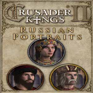 Crusader Kings 2 Russian Portraits Digital Download Price Comparison