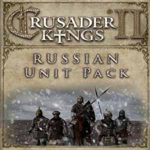 Crusader Kings 2 Russian Unit Pack Digital Download Price Comparison