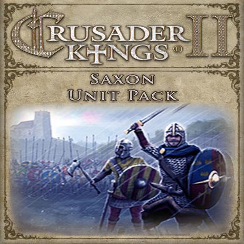 Crusader Kings 2 Saxon Unit Pack Digital Download Price Comparison