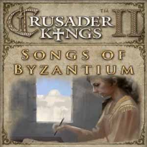 Crusader Kings 2 Songs of Byzantium Digital Download Price Comparison