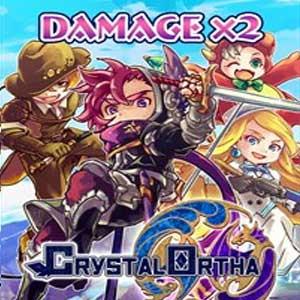 Crystal Ortha Damage x2 Ps4 Price Comparison