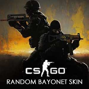 CSGO Random Bayonet Skin Digital Download Price Comparison