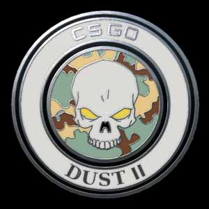 CSGO Series 1 Dust 2 Collectible Pin Digital Download Price Comparison
