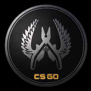 CSGO Series 1 Guardian Collectible Pin Digital Download Price Comparison