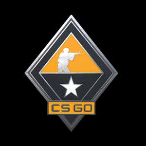 CSGO Series 1 Tactics Collectible Pin