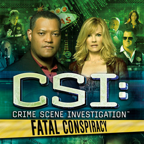 CSI Fatal Conspiracy PS3 Code Price Comparison