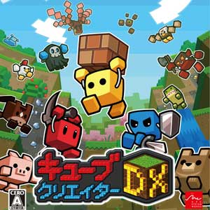 Buy Cube Creator DX Nintendo 3DS Download Code Compare Prices
