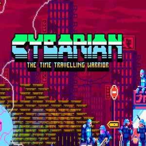 Cybarian The Time Travelling Warrior