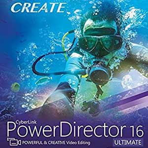 CyberLink PowerDirector 16 Ultimate Digital Download Price Comparison