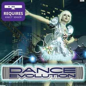 DanceEvolution XBox 360 Code Price Comparison