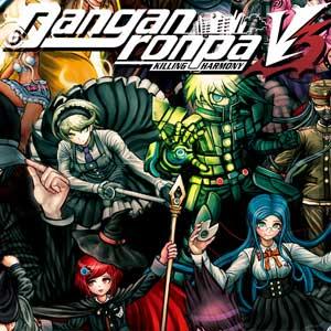 Danganronpa V3 Killing Harmony PS4 Code Price Comparison