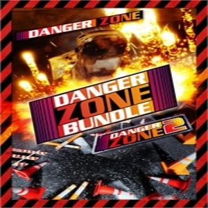 Danger Zone Bundle Danger Zone and Danger Zone 2