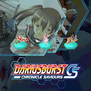 DARIUSBURST Chronicle Saviours Cave DLC Pack