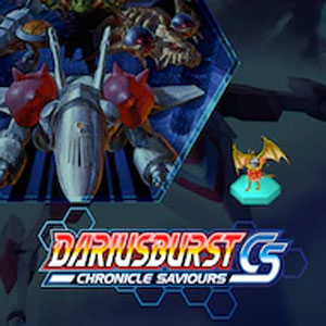 DARIUSBURST Chronicle Saviours Mahoudaisakusen