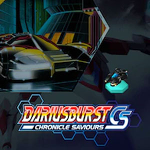 DARIUSBURST Chronicle Saviours Night Striker