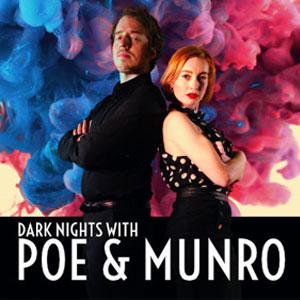 Dark Nights with Poe and Munro
