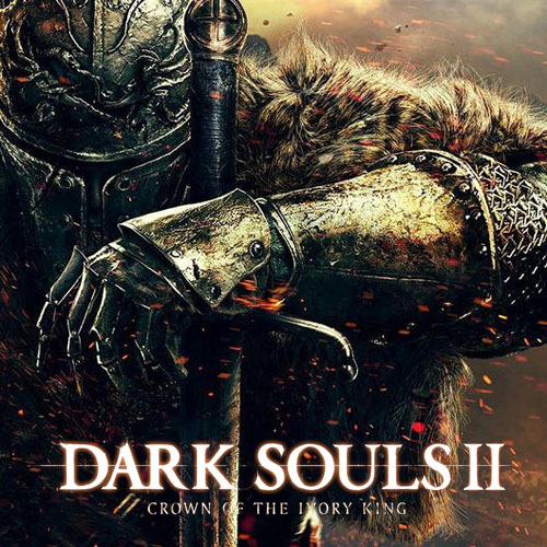 Dark Souls 2 Crown of the Ivory King