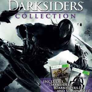 Darksiders Collection XBox 360 Code Price Comparison