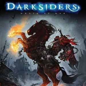 Darksiders Wrath of War XBox 360 Code Price Comparison