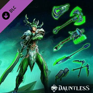 Dauntless Emerald Steel Pack