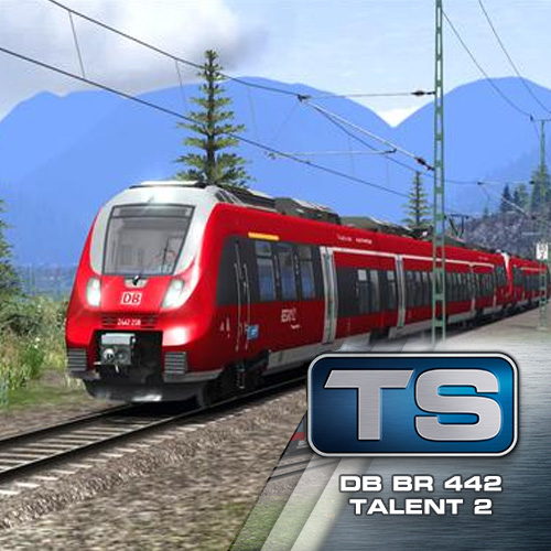 DB BR 442 Talent 2 EMU Digital Download Price Comparison
