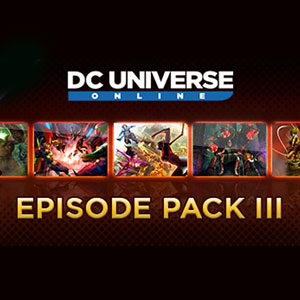 DC Universe Online Episode Pack 3 Digital Download Price Comparison