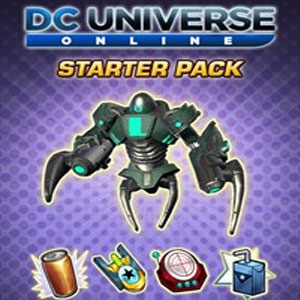 DC Universe Online Starter Pack by LexCorp