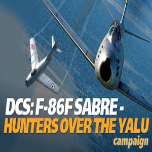 DCS F-86F Sabre Hunters Over the Yalu Campaign