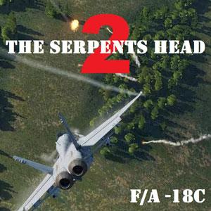 DCS F/A-18C Hornet The Serpent's Head 2 Campaign