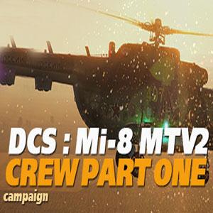 DCS Mi-8MTV2 Crew Part 1 Campaign