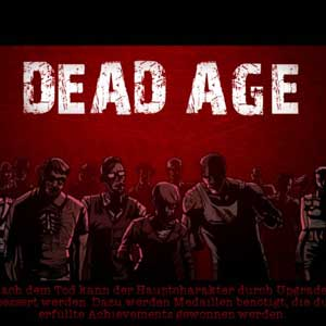 Dead Age Digital Download Price Comparison