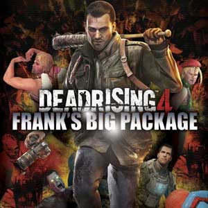 Dead Rising 4 Franks Big Package PS4 Code Price Comparison