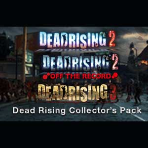 Dead Rising Collectors Pack Digital Download Price Comparison