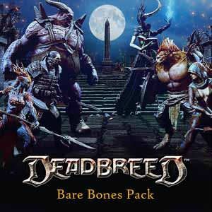 Deadbreed Bare Bones Pack Digital Download Price Comparison