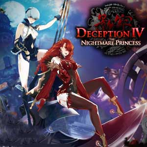 Deception 4 The Nightmare Princess