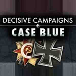Decisive Campaigns Case Blue Digital Download Price Comparison
