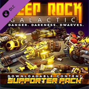 Deep Rock Galactic Supporter Upgrade