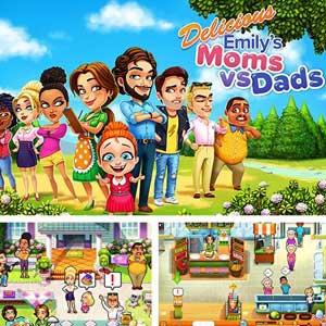 Delicious Moms vs Dads Digital Download Price Comparison
