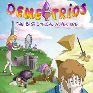 Demetrios The BIG Cynical Adventure Digital Download Price Comparison
