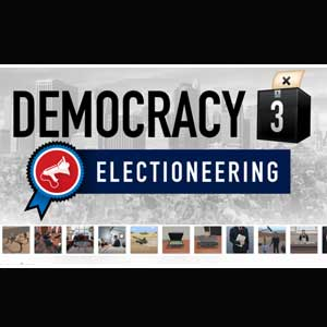 Democracy 3 Electioneering Digital Download Price Comparison