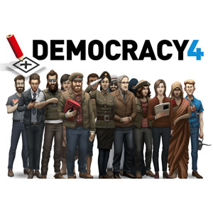 Democracy 4 Digital Download Price Comparison