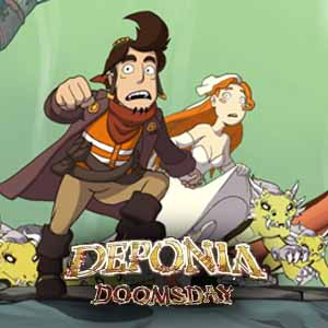 Deponia Doomsday Digital Download Price Comparison