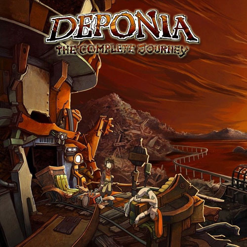 Deponia The Complete Journey Digital Download Price Comparison
