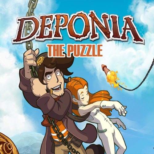 Deponia The Puzzle Digital Download Price Comparison